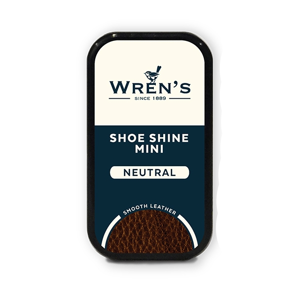 Wrens Mini Shoe Shine Sponge
