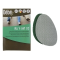 Debe Dry N Soft Half Insole