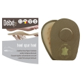 Debe Heel Spur Cushion With Hole