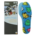 Debe Kids Soft n Fresh Patterned Insole